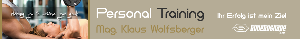 Klaus Wolfsberger – Personal Training |Personal Trainer | Personal Fitness Training
